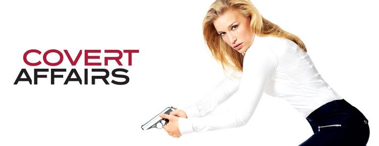 S�rie Covert Affairs